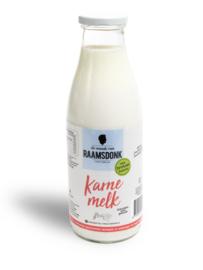 De smaak van Raamsdonk Karnemelk