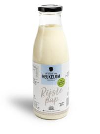 De smaak van Heukelom Rijstepap 750 ml
