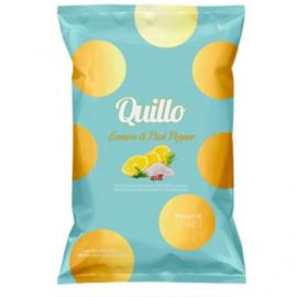 Quillo Lemon & Pink Pepper