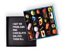 Friandries Luxe bonbon doos 25 stuks