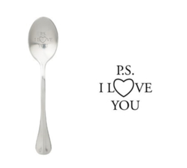 """P.S. I love you"""