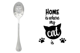 """""""Home is where my Cat is"""""""