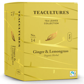 Ginger & Lemongrass