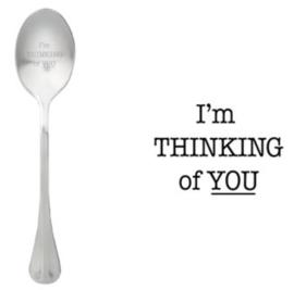 """""""I'm thinking of you"""""""