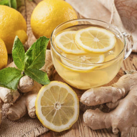Ginger Lemon Sencha