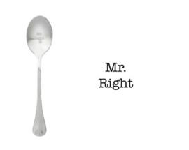 """""""Mr. Right"""""""