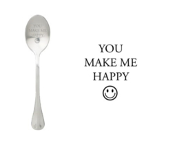 """You make me happy"""