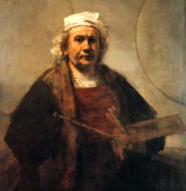 Palet van Rembrandt