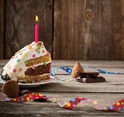 Verjaardagsthee