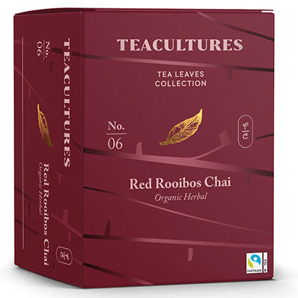 Red Rooibos Chai