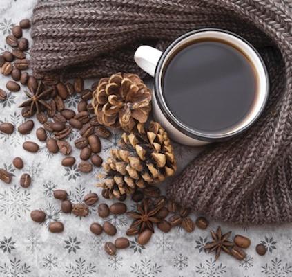 Koffie van de maand: Winterkoffie