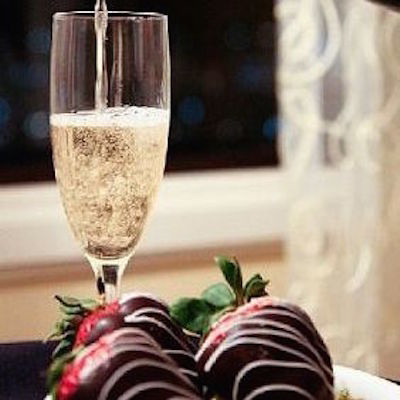 Champagne Truffel