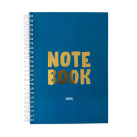 Notitieboek | Focus | Studio Stationery