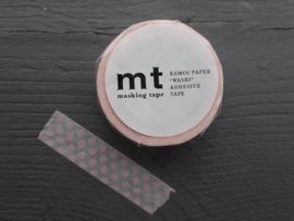 MT masking tape | dot strawberry milk