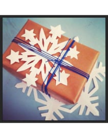 Make your own snowflakes | Bl-ij