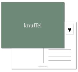 Kaart | Knuffel | Stationery & Gift