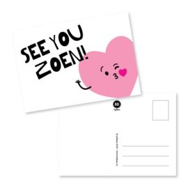 Kaart | See you zoen! | byBean