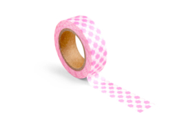 Washi tape | honeycomb pink | Wowgoods