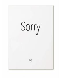 Kaart | Sorry | Zoedt