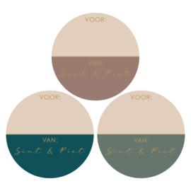 Stickers | Voor ... van Sint & Piet | HOP.