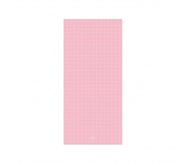 Notitieblok | Pink grid | Studio Stationery