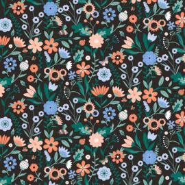 Cadeaupapier | flower field | HOP.