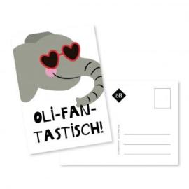 Kaart | Oli-fan-tastisch! byBean