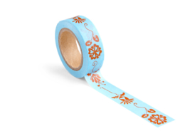 Washi tape   lovely flowers   Wowgoods