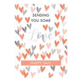 Kaart | Sending you some love | HOP.