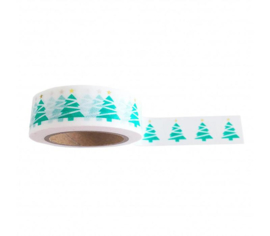 Washi tape | Xmas tree | Studio Stationery