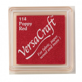 VersaCraft | stempelkussen | poppy red