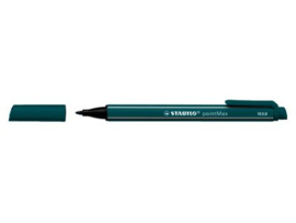 Viltstift | turquoise blauw | Stabilo pointMax
