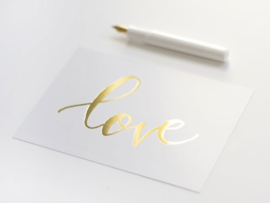 Kaart   Love   Dreamkey Design