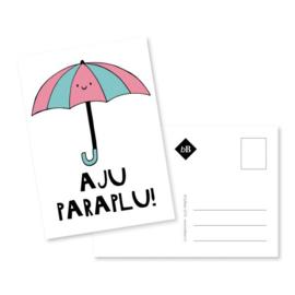 Kaart | Aju Paraplu! | byBean
