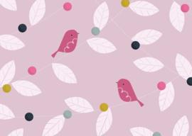 Kaart | birds | Little Vanilla