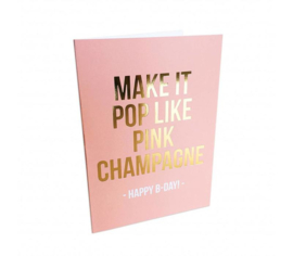Dubbele kaart | Make it pop ... | Studio Stationery