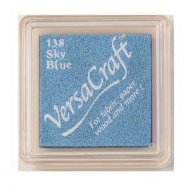 VersaCraft | stempelkussen | sky blue