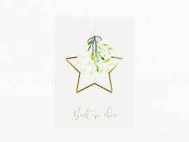 Kaart | Best Wishes | Dreamkey Design x Mevr. Knot