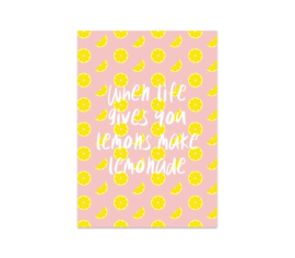 Kaart | Lemonade | Studio Stationery