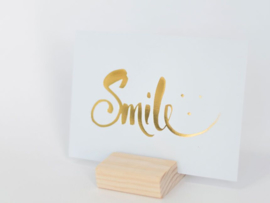 Kaart | Smile | Dreamkey Design