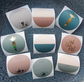 Sticker | Sint-in-the-mix | HOP.