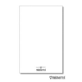 Minikaart | Voor ... van Sint | MIEKinvorm