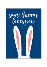 Kaart | Some bunny loves you | Studio Leuk