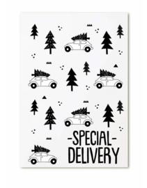 Cadeaukaartje | Special Delivery | Zoedt