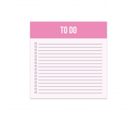 Notitieblokje | To do | Studio Stationery