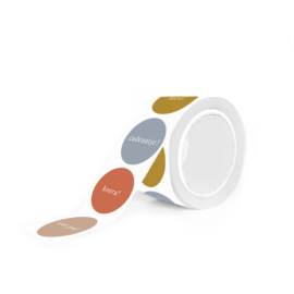Stickers | feest mix NL | HOP.