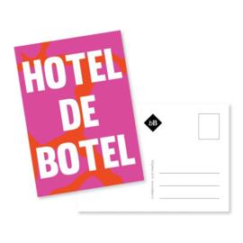 Kaart | Hoteldebotel | byBean