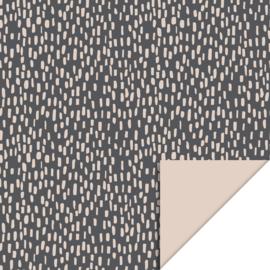 Cadeaupapier | sparkles grey/beige | HOP.