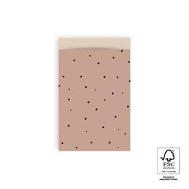 Cadeauzakje | little dot pink | HOP.