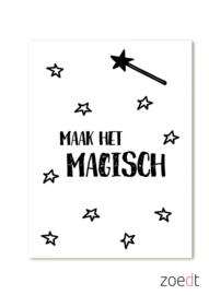 Kaart | Maak het magisch | Zoedt
